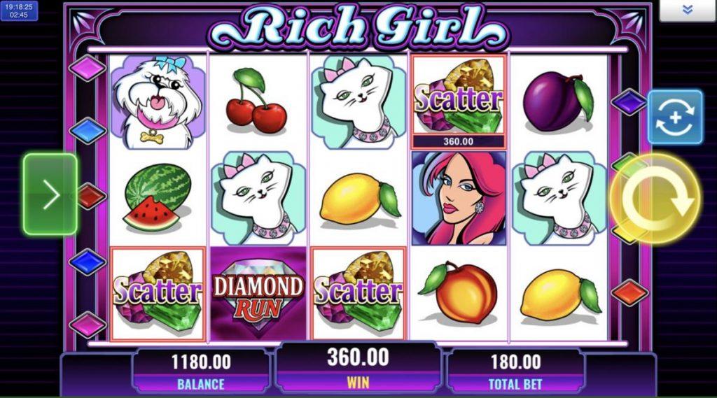 Rich Girl-คาสิโน