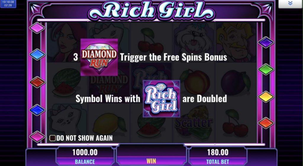 Rich Girl-เกม